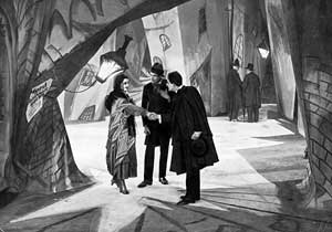 Cabinet of Dr. Caligari (1920)